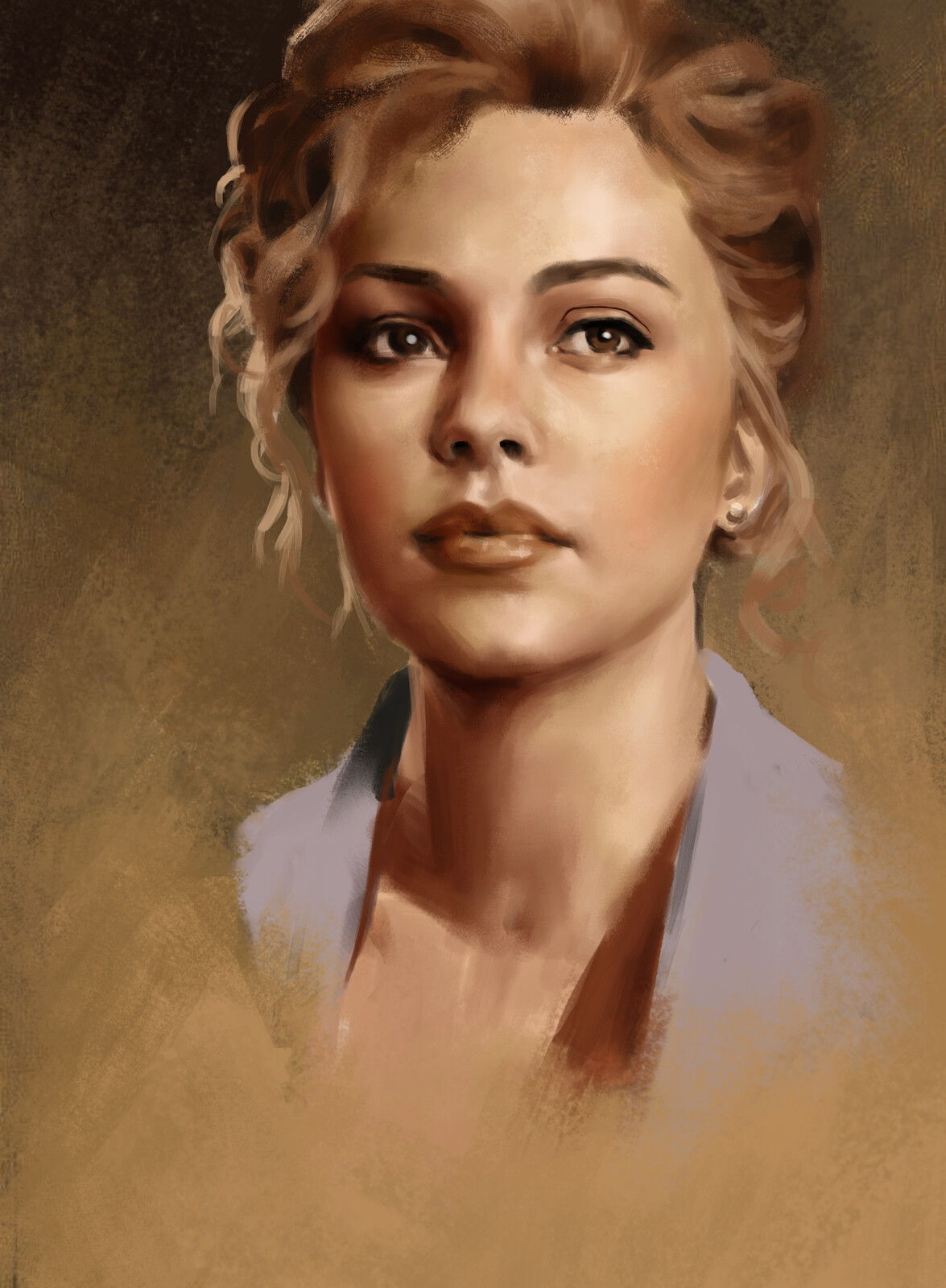 Charlize Theron Study