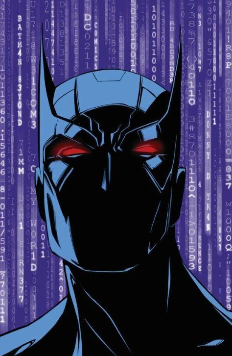 Donny tran batman beyond matrix 1a