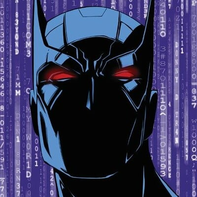 Donny tran batman beyond matrix 1a