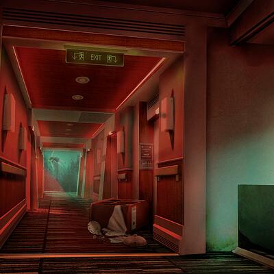 Andreas bech invisiblewalls fct hallway 1080p