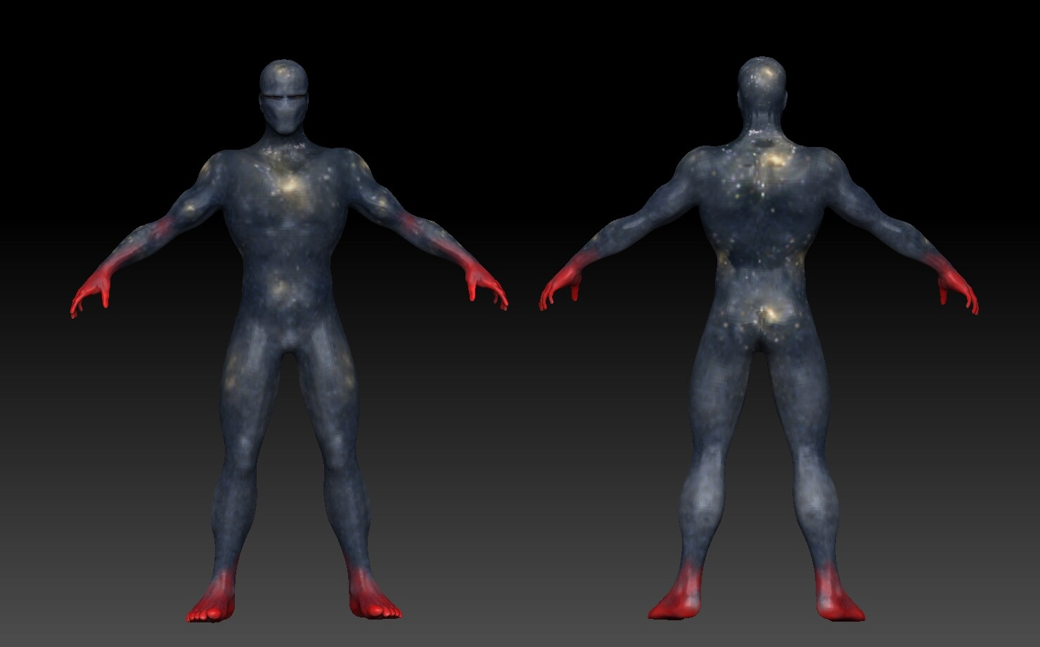 uv-mapping & texture test