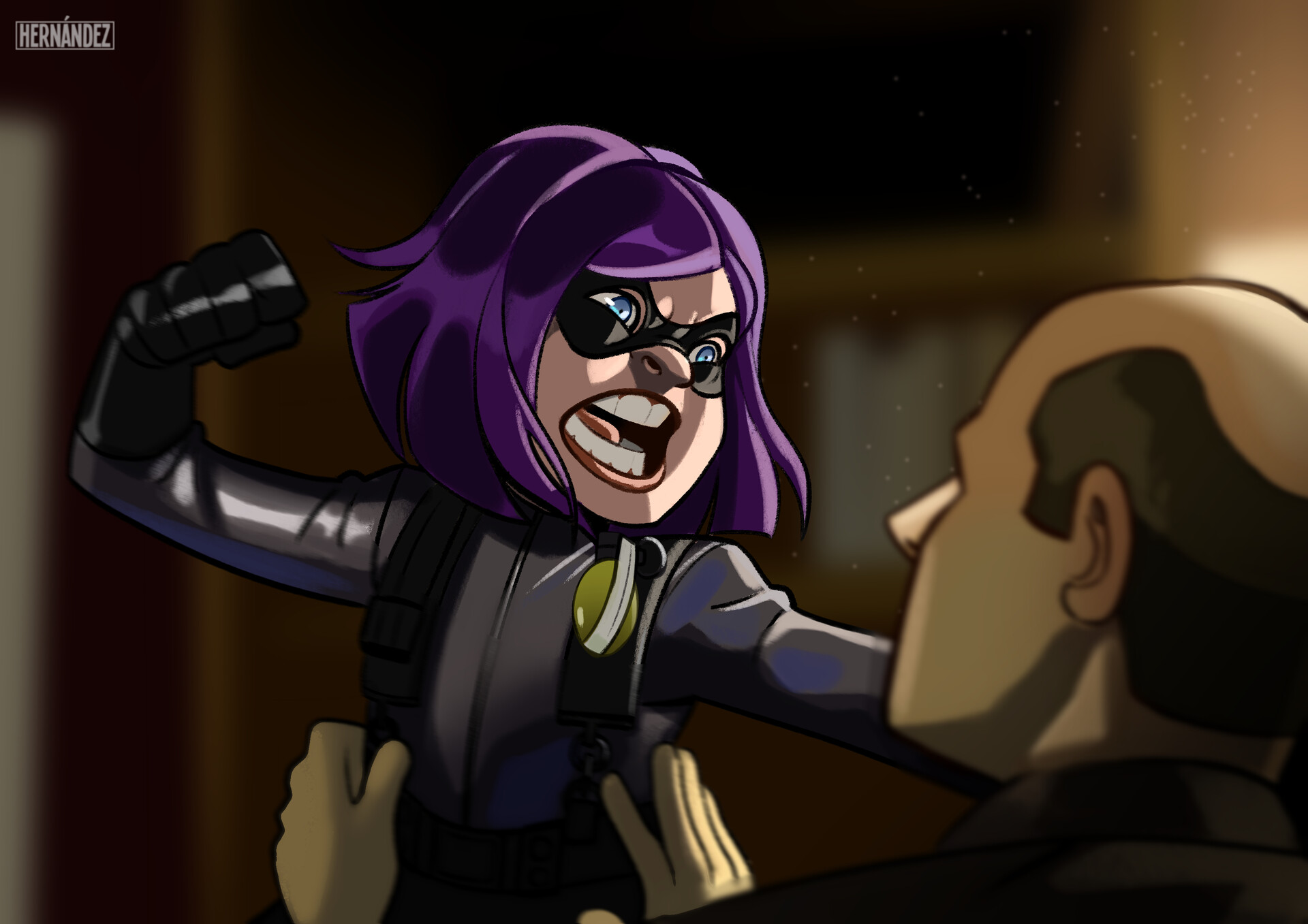 Kickass (Hitgirl)