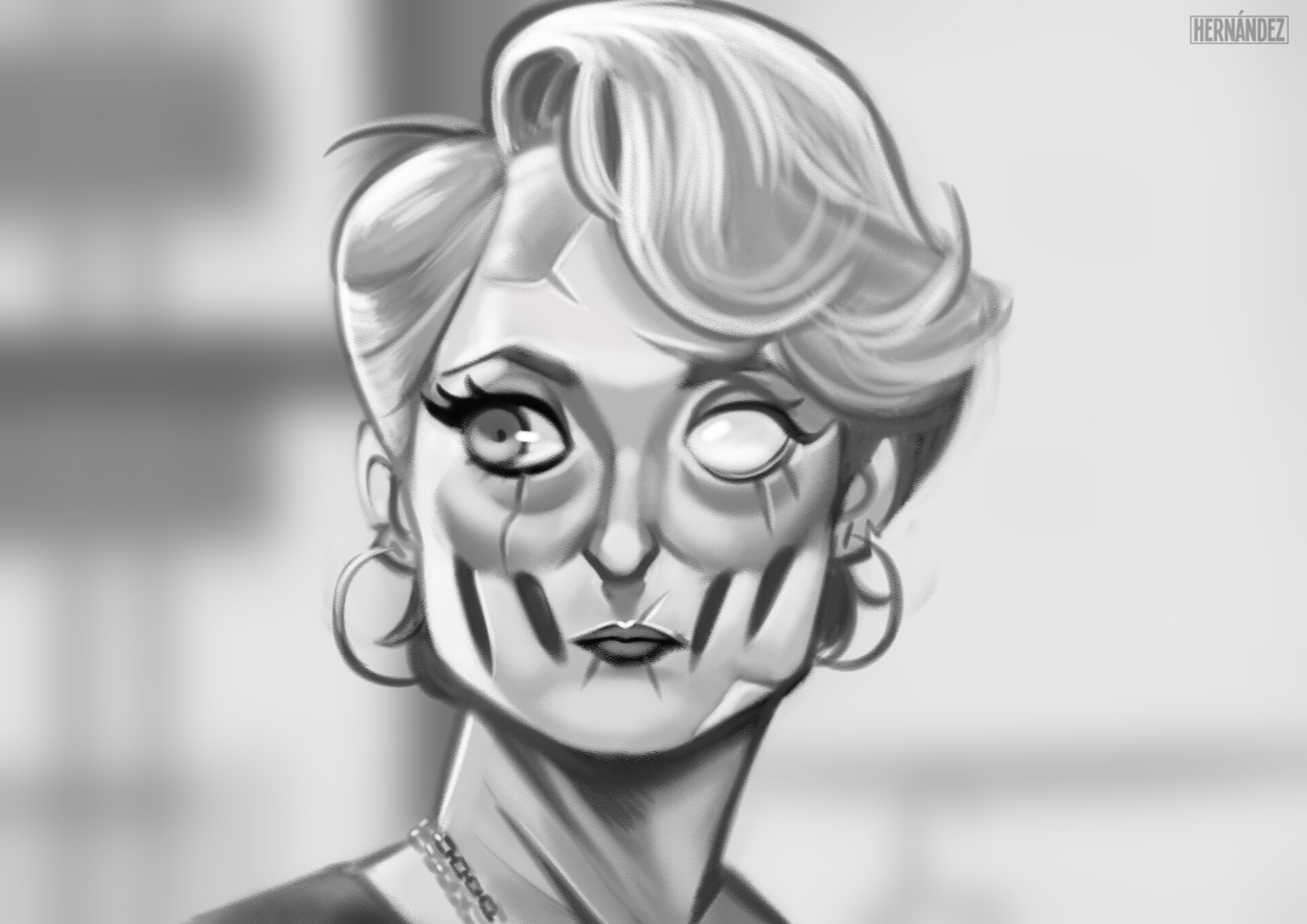 The devil wears prada.