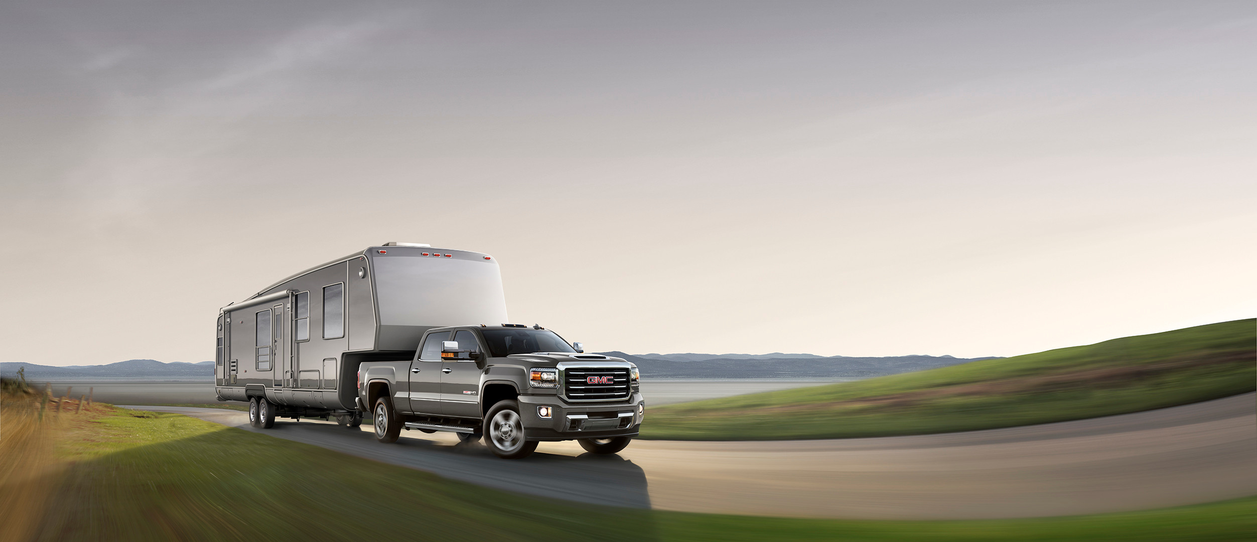 GMC Sierra: CG RV Trailer