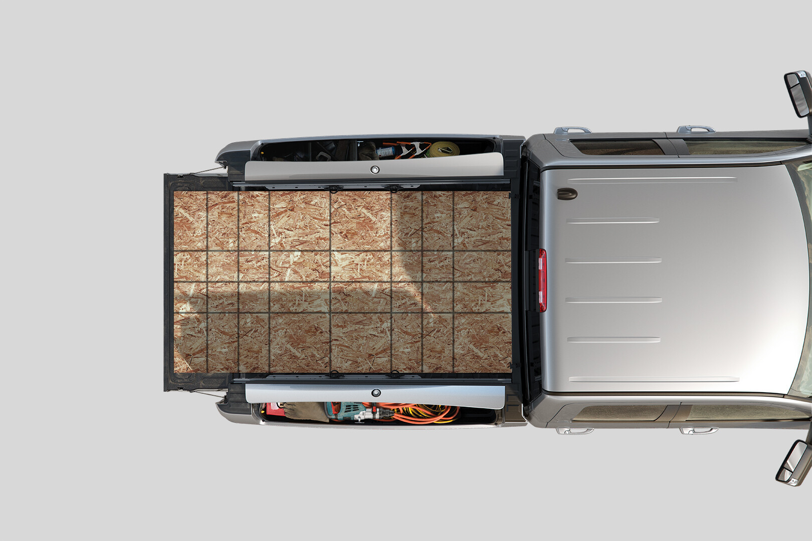 RAM 1500: Partial CG Composition