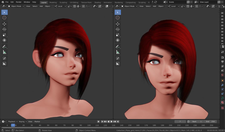 Head Process 2