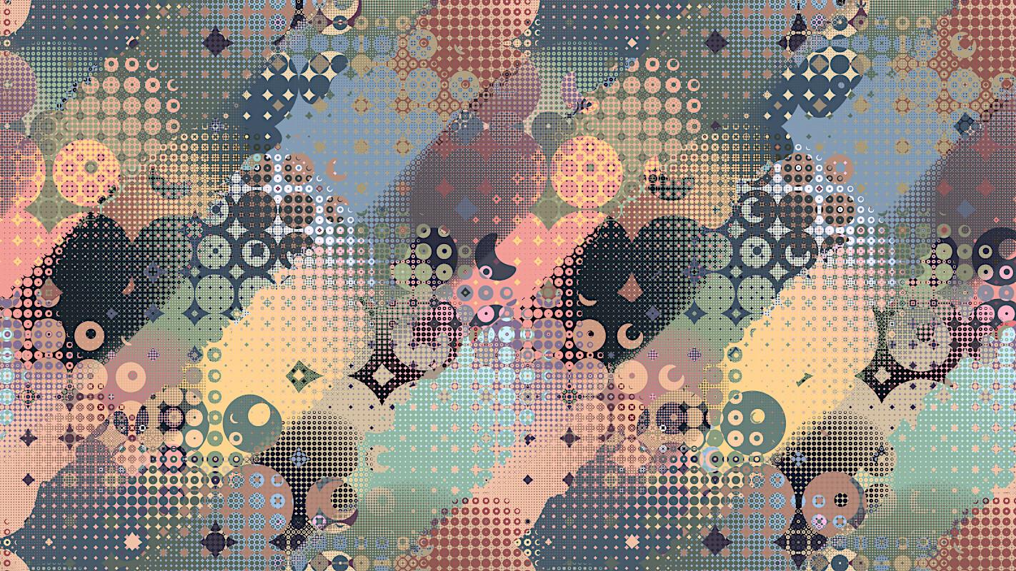 Original parameters at: https://www.deviantart.com/aartika-fractal-art/art/Fractal-Quilting-666236758