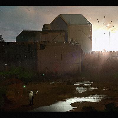 Taha yeasin day2 abondened ruins