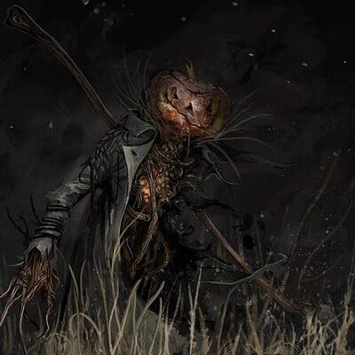 Todd ulrich scarecrow