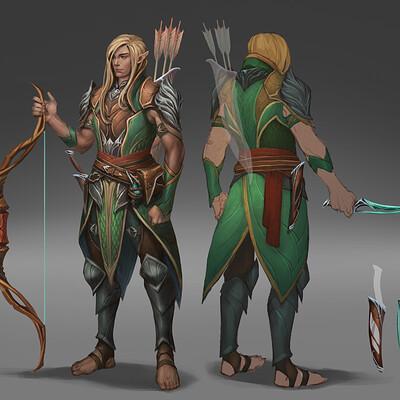 Charlo nocete archer3