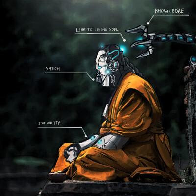 Khem t monk