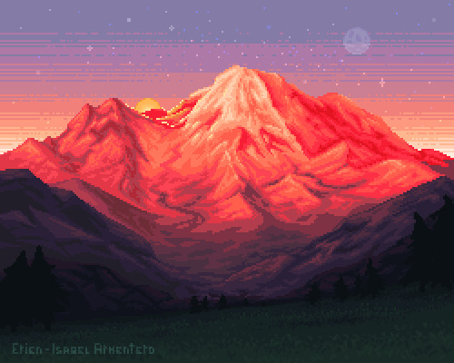 Pixel illustration #21