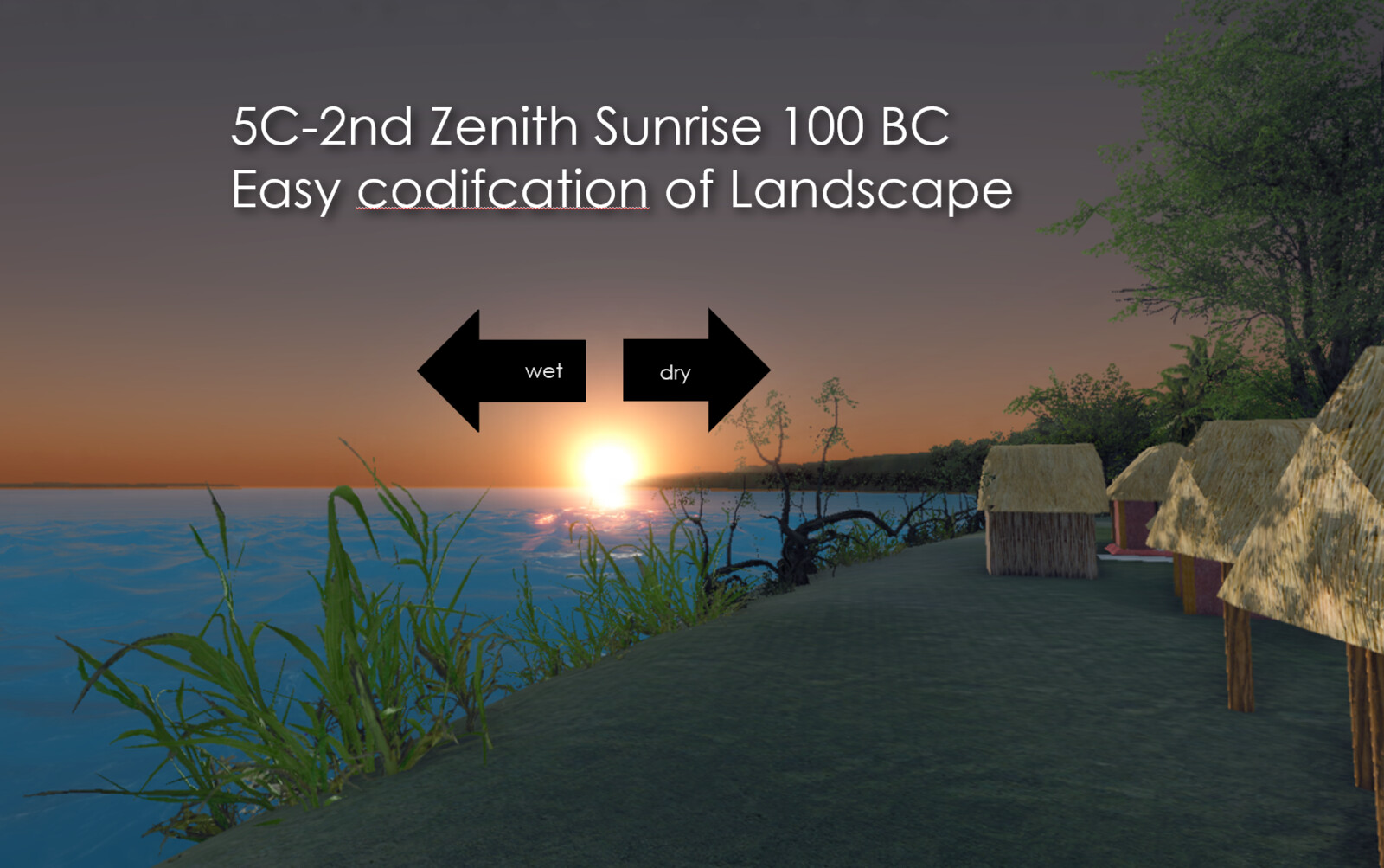 Structure 5C-2nd Zenith Sunrise Event with CryEngine 2.0