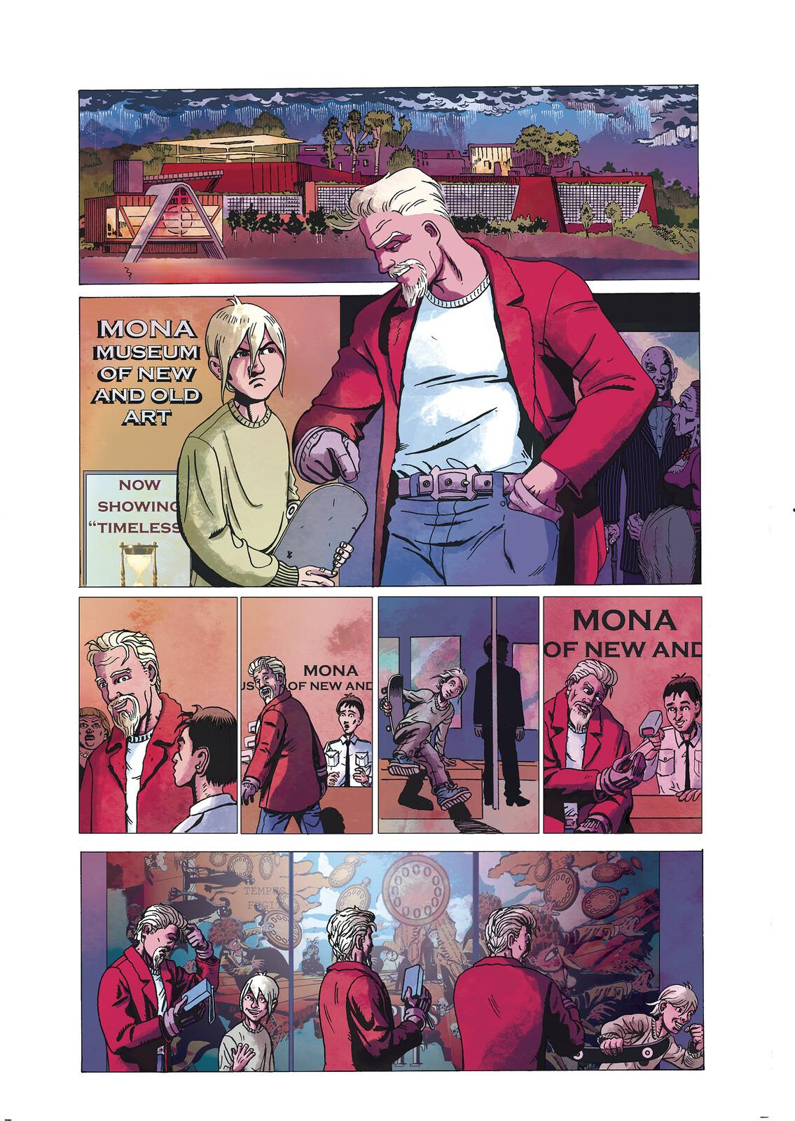 The Jackaroo - Super Australians Anthology Colours