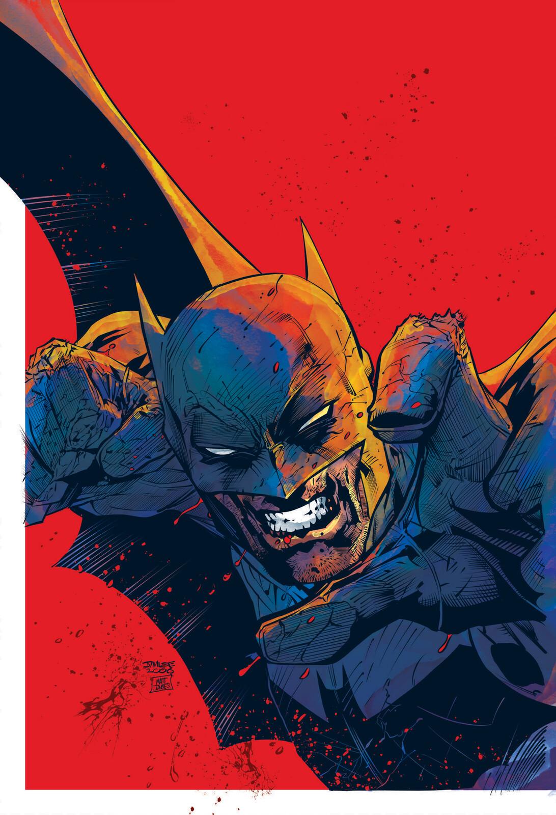 Batman - Colours