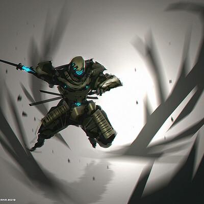 Benedick bana ninja phantom lores