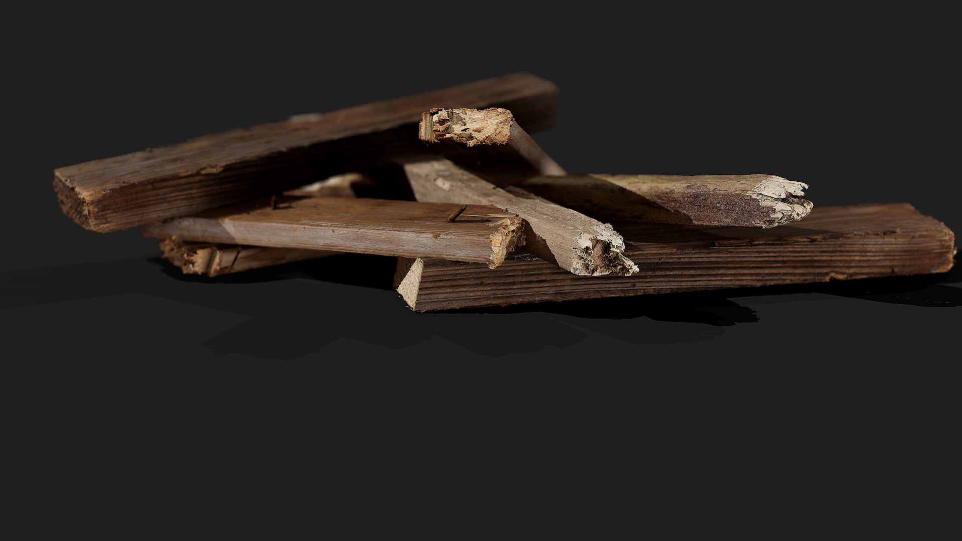 Wood Debri