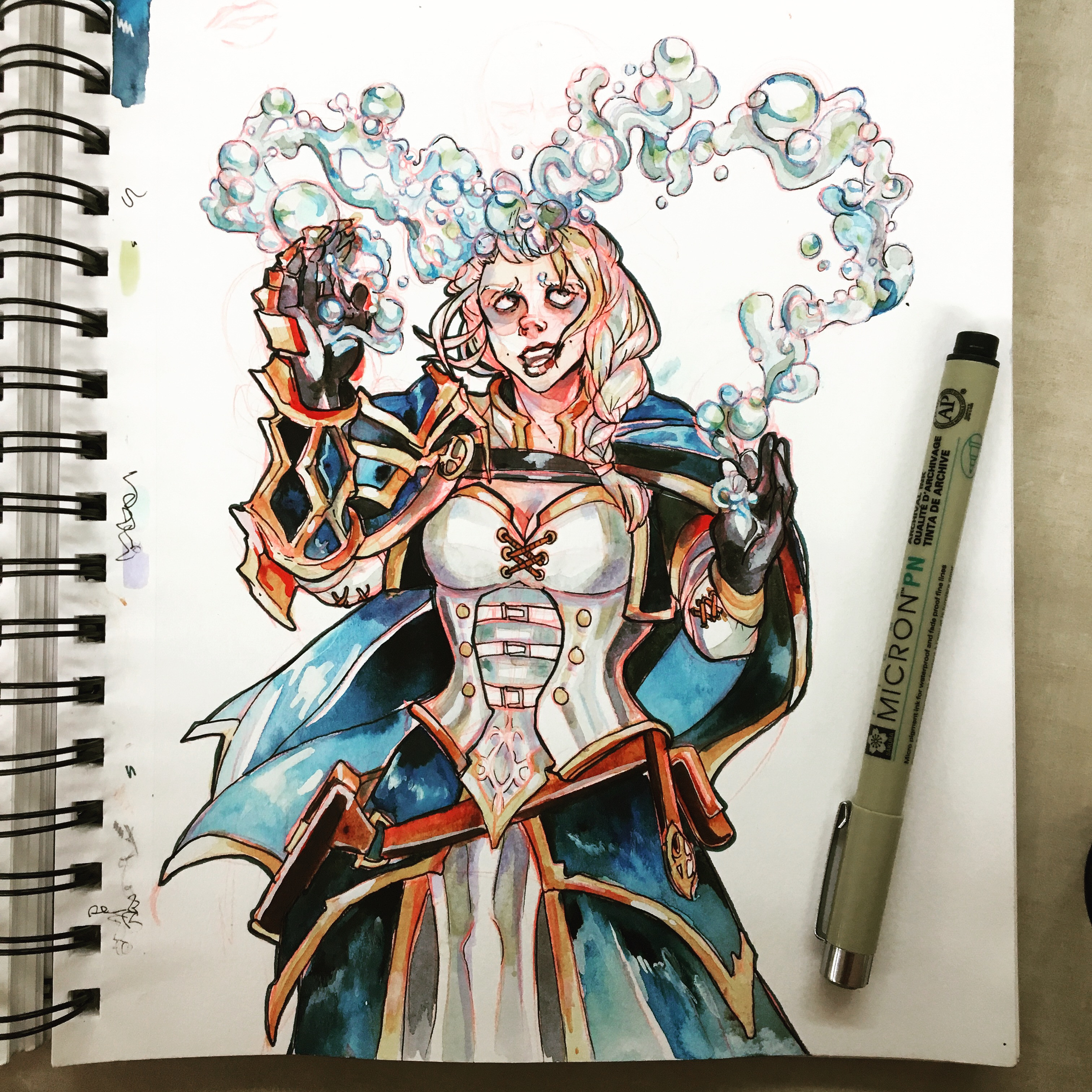 Jaina obviously belongs to Blizzard Ent.