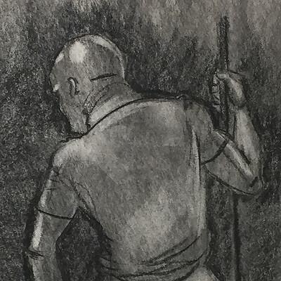 Sydney dennis shane life drawing 02