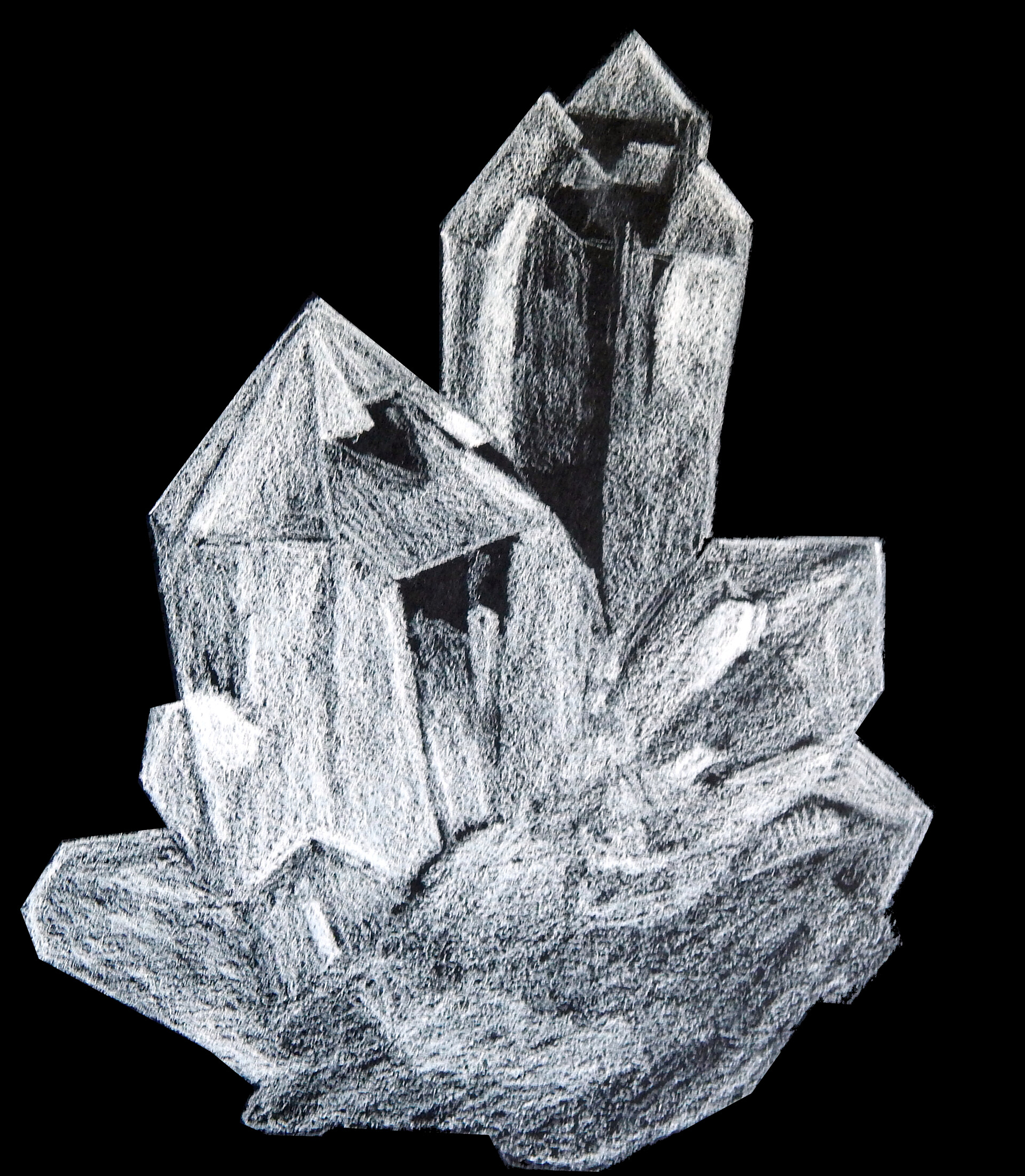 Rohvannyn shaw crystal sketch final