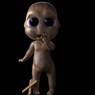Angela reitan puppet test render 2png