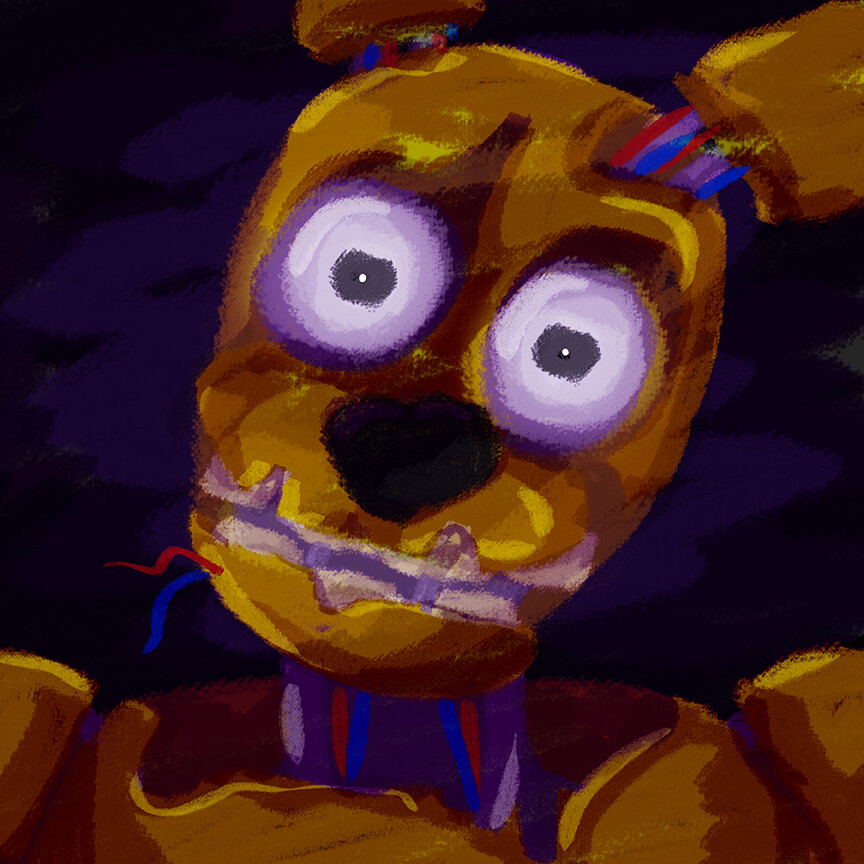 Five Nights at Freddy's; Springtrap