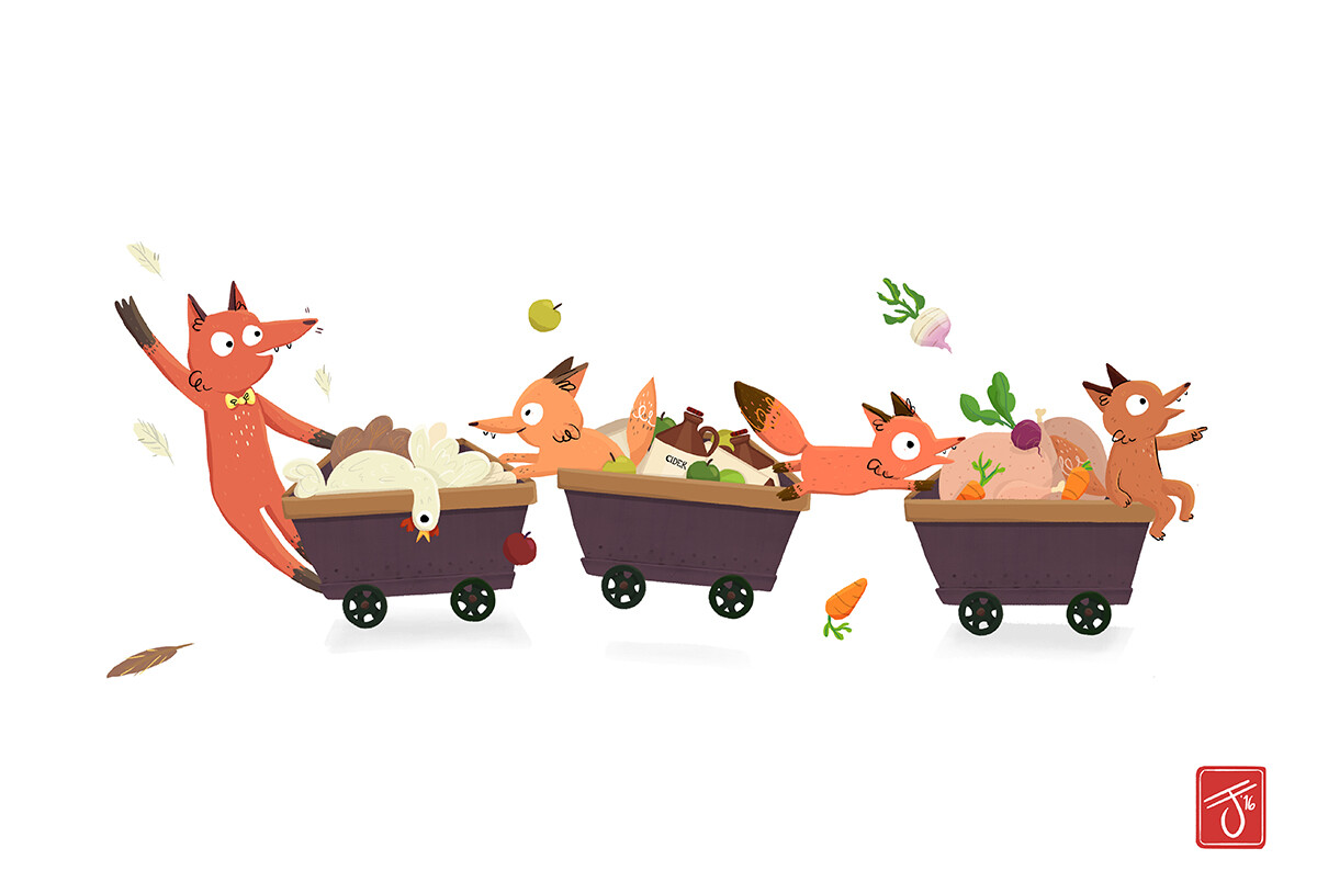 Fantastic, Mr Fox!