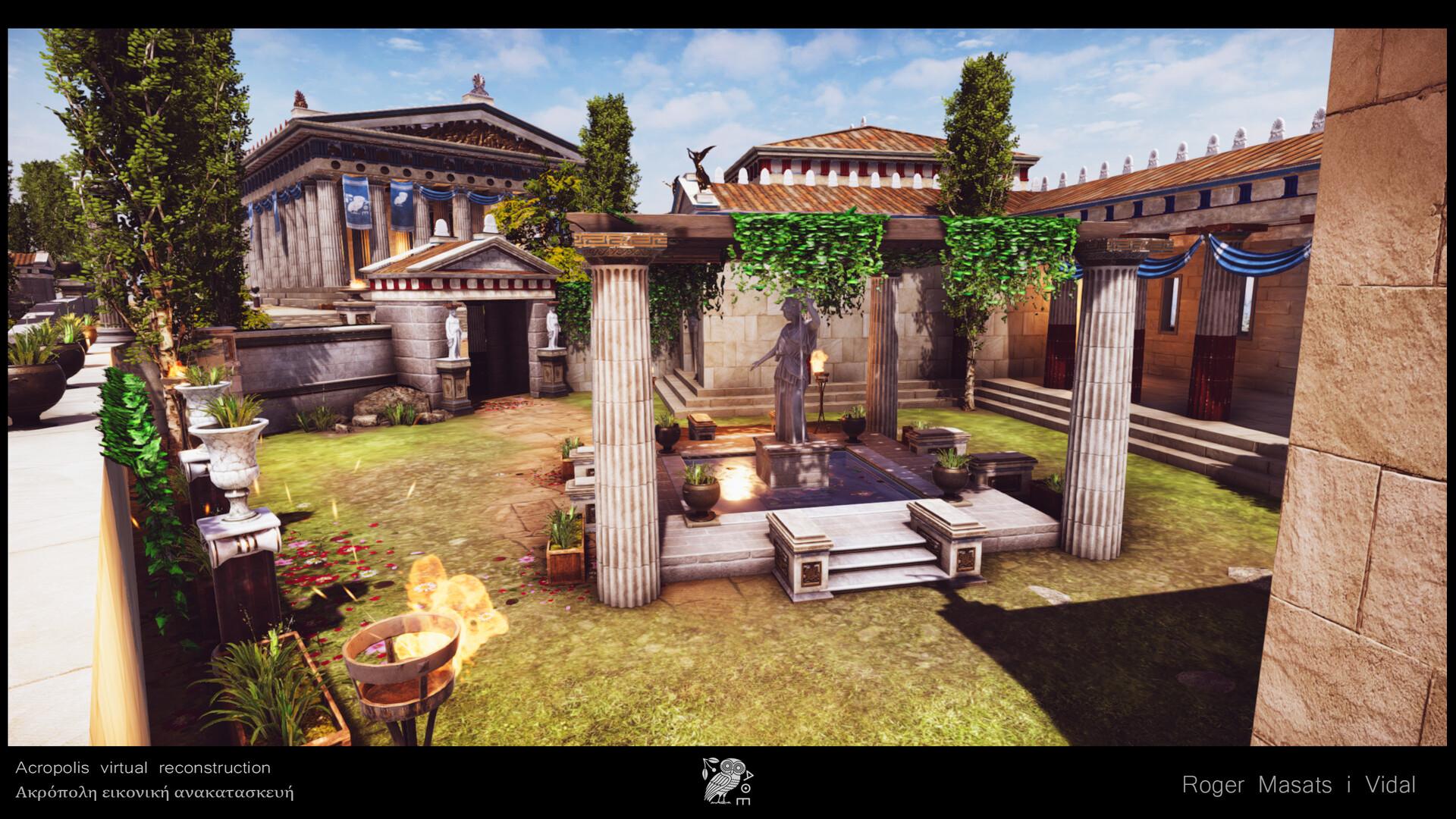 Artemis sanctuary