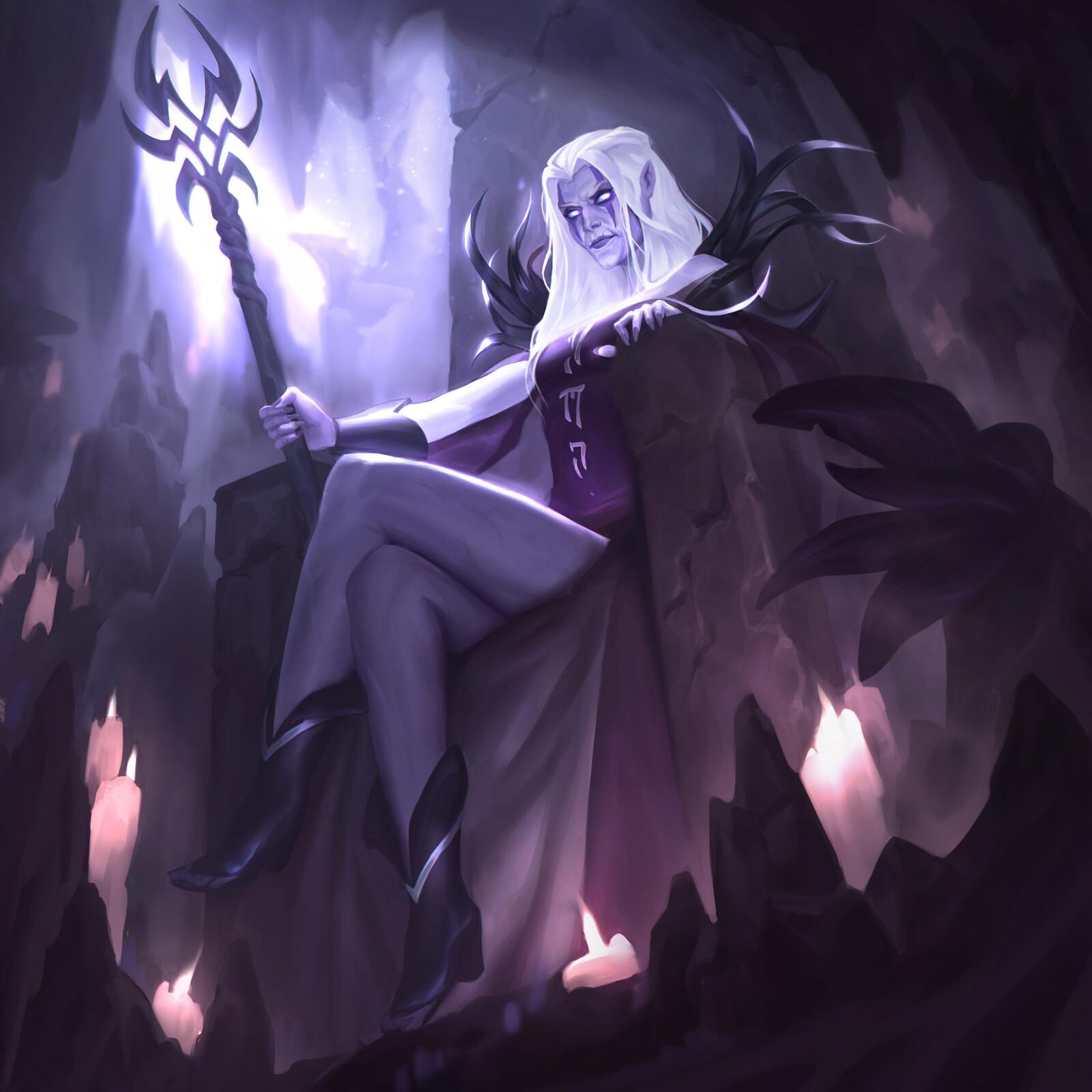 Dark elf- elder