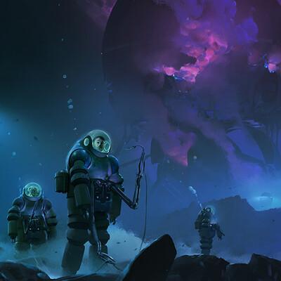 Leonid koliagin underwaterescapea