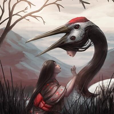Dian huynh cranes wife 03 redo