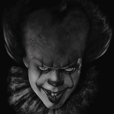 Jeroen gyesbreghs pennywise hc small
