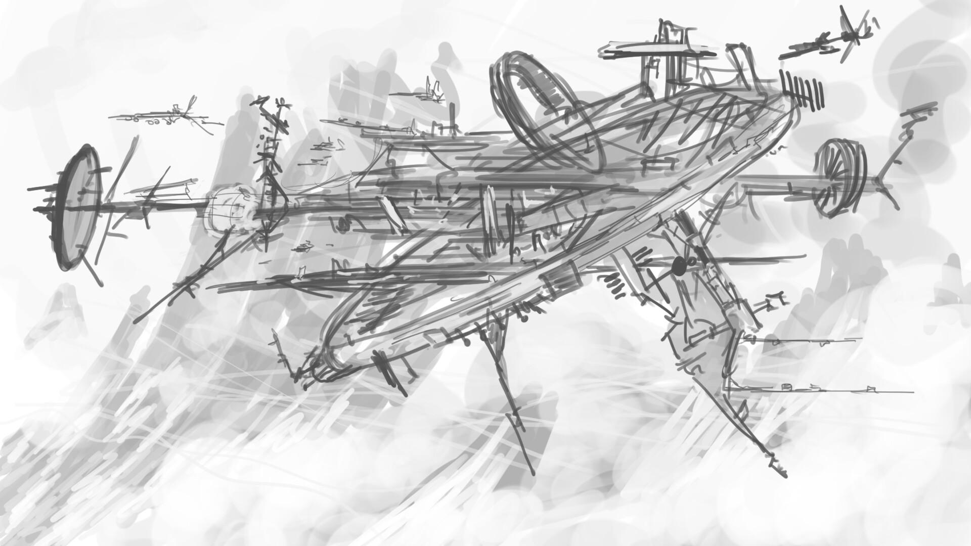 Alexander laheij ship circles spin