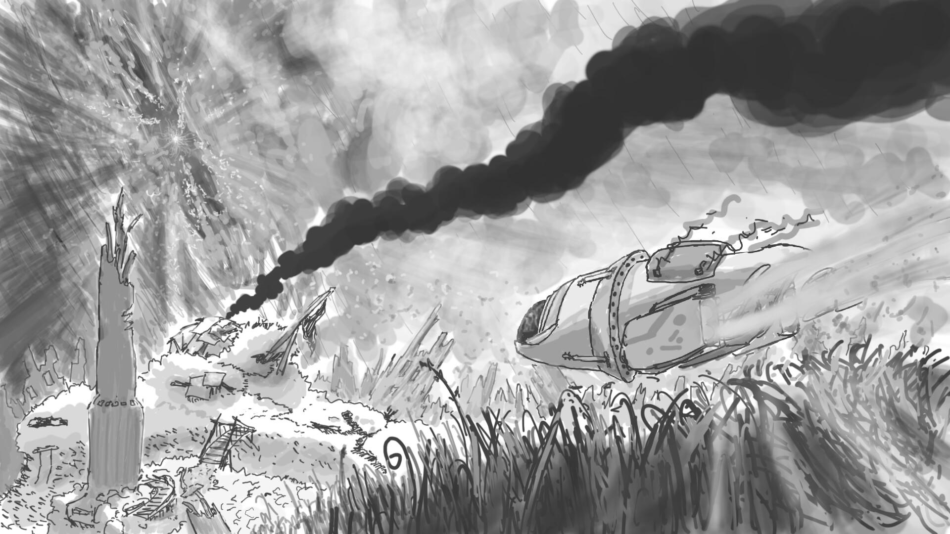 Alexander laheij doodle 01