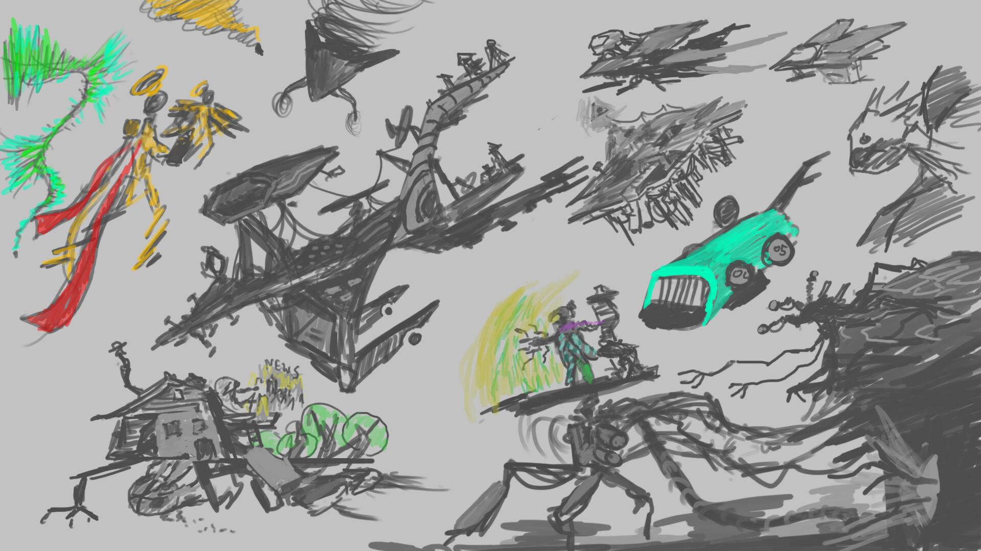 Alexander laheij doodle 19