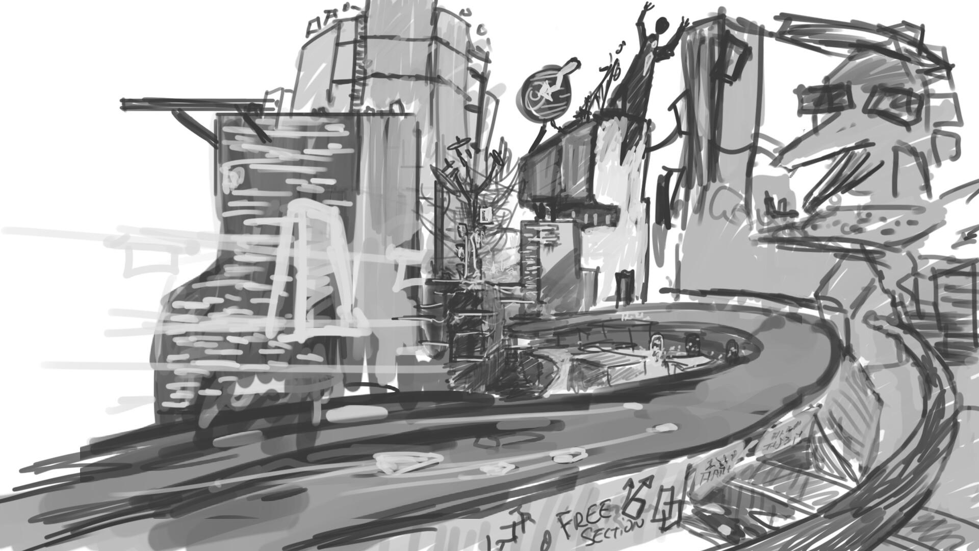 Alexander laheij doodle 03