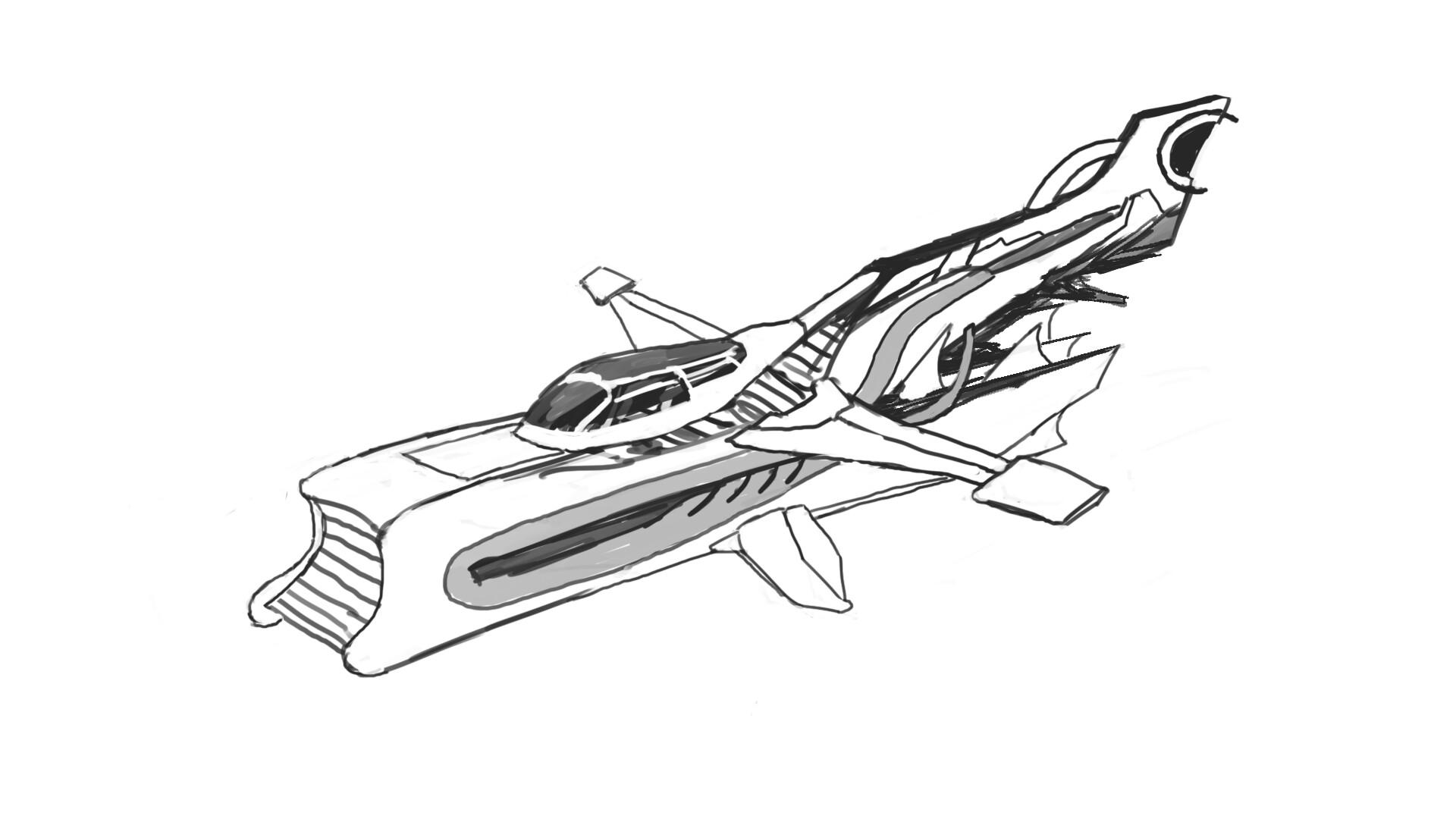 Alexander laheij drawing10 91