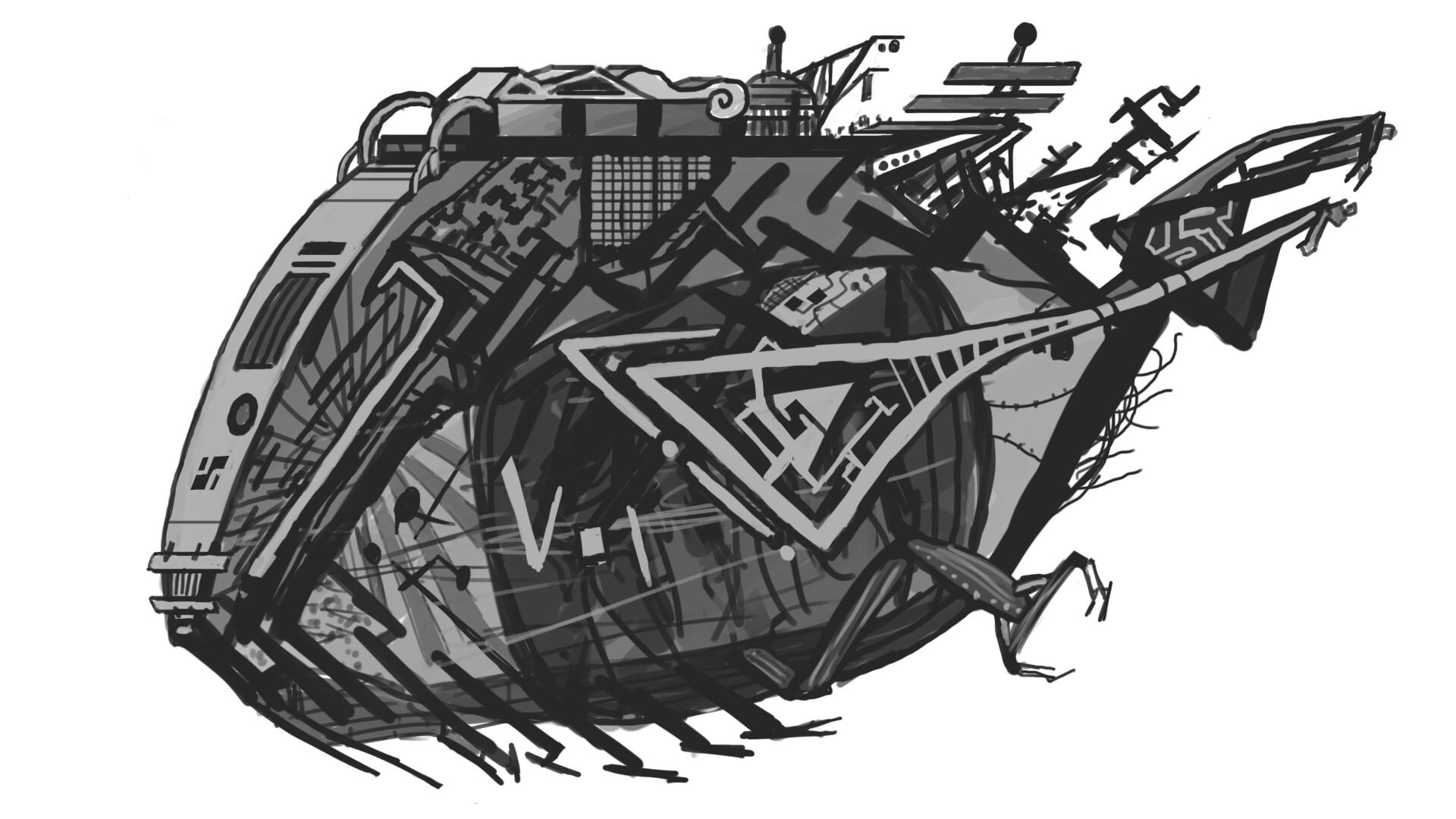 Alexander laheij drawing10 89