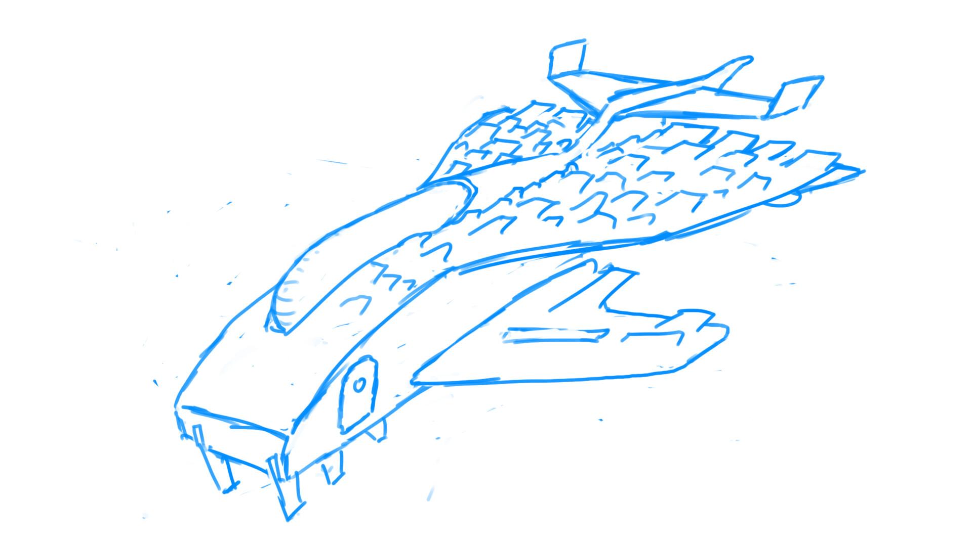 Alexander laheij drawing10 75