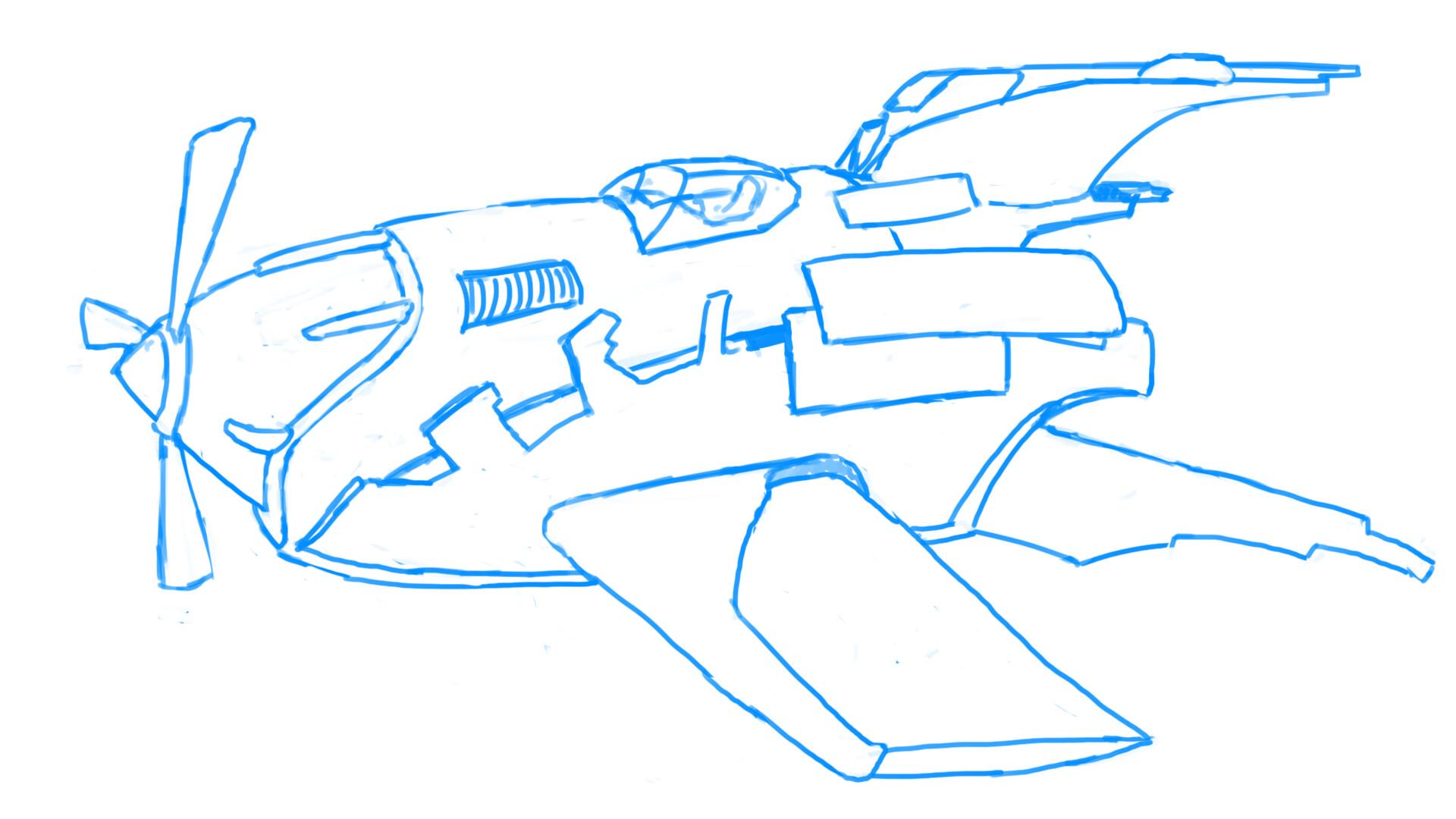 Alexander laheij drawing10 74