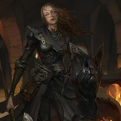 Joo exorcist knight 02 s