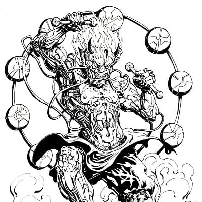 Atom cyber dieu du tonnerre