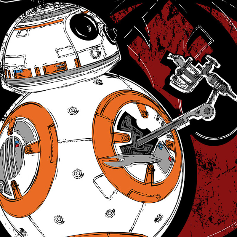 BB8 - Star Wars Celebration London