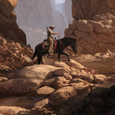 COWBOY UNFINISHED PIECE and 30 mins - Movie Studies