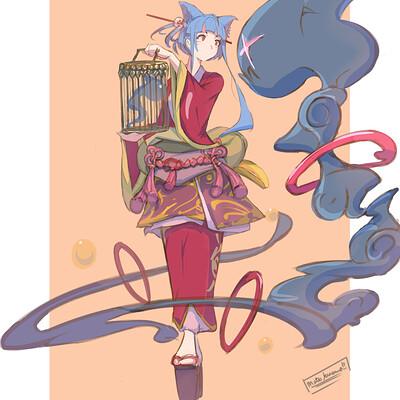 Mato kunewa illustration43