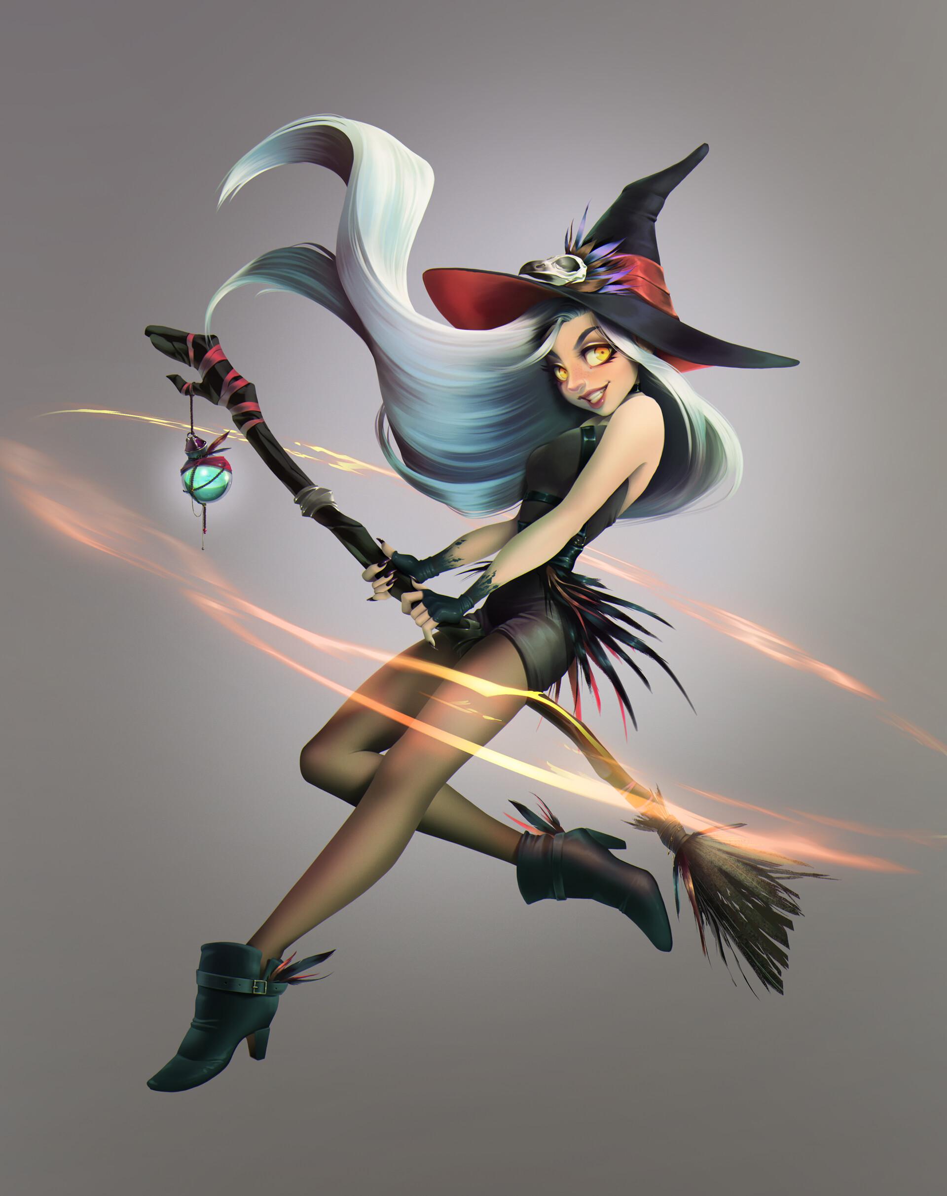 Dennia laura garcia witch