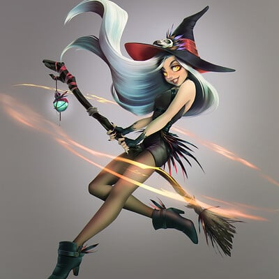 Dennia laura garcia witch