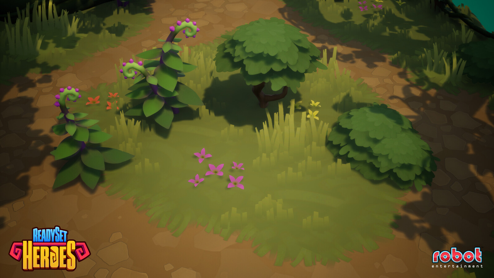 Foliage I created for the Woodlands art set.  Modeled in 3DS Max and Zbrush, textured in Substance Painter.
