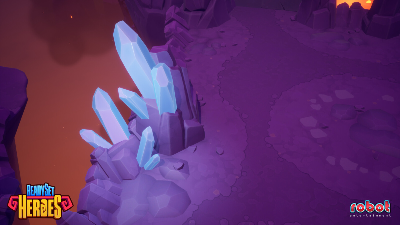Crystals I created for the Cave art set.  Modeled in 3DS Max and Zbrush, textured in Substance Painter.   *Other models in this shot created by Austin Martin.