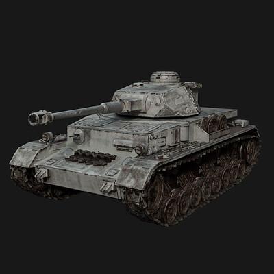Rhea lonsdale tank front